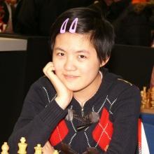 Hou Yifan en 2007