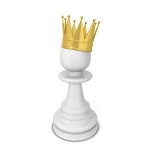 la promotion du pion aux échecs