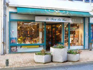 Une boutique de jeu d'échecs à Pau